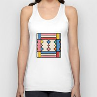journey Tank Tops featuring journey by spinL