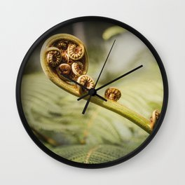 Form & Function Wall Clock