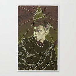 Adam Parrish Canvas Print