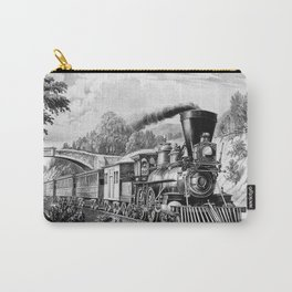 The Express Train 1870 Carry-All Pouch