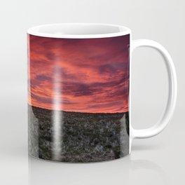 Fiery Skies Coffee Mug