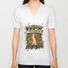 Smashing Every Expectation Unisex V-Neck