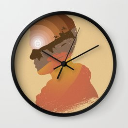The Many Faces of Cinema: MadMax Fury Road Wall Clock