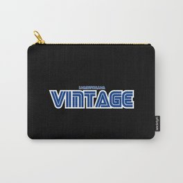 I Am Not Old, I Am Vintage - Sega Style Carry-All Pouch