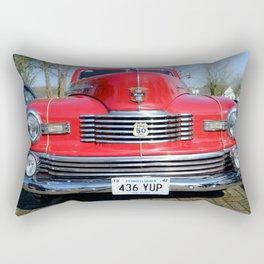 1947 Nash Sudan  Rectangular Pillow