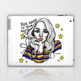 #STUKGIRL TESSA Laptop & iPad Skin