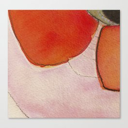 Tapas Abstract 3 Canvas Print