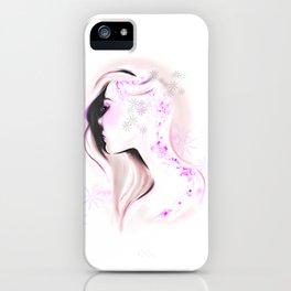 Perla iPhone Case