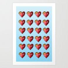 Royal Love  Art Print