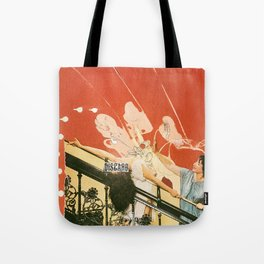 Discard (A Dreamscape) Tote Bag
