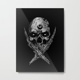 Osiris Metal Print