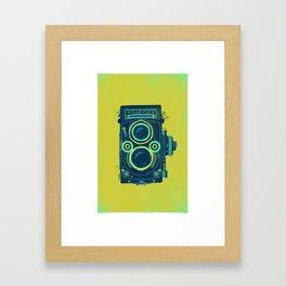 Rollei Framed Art Print