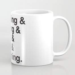 Love Teaching Coffee Mug
