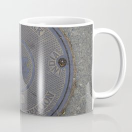 Tin Lid Coffee Mug