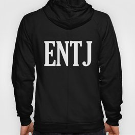 ENTJ Personality Type Hoody