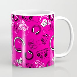 Gamers-Pink Coffee Mug