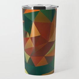 Polygonal Jammer Travel Mug