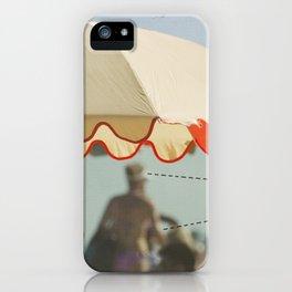 Umbrella~ Beach Series iPhone Case
