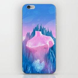 Mount Venus iPhone Skin