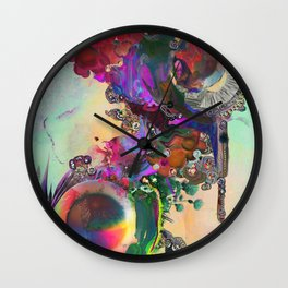 Vetiver Wall Clock