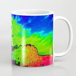 Reflection In Time Coffee Mug