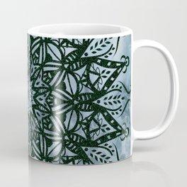 Mandala Splash Coffee Mug