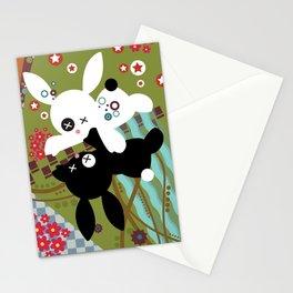 """""""Bob & Clémence""""(from Klimt) Stationery Cards"""