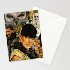 M. M. F. R. Stationery Cards