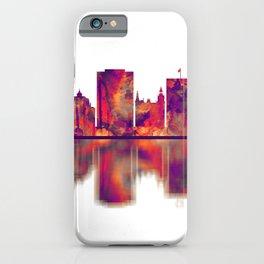 Macon Georgia Skyline iPhone Case