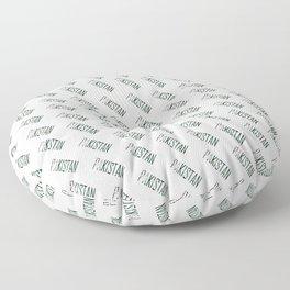 Made In Pakistan Floor Pillow