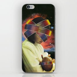 Portrait of Our Promised Future iPhone Skin