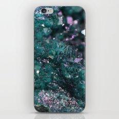 Geode Abstract Aqua Fascination iPhone & iPod Skin