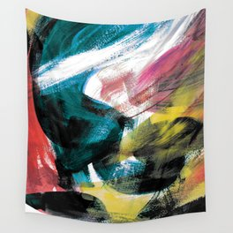 Abstract Artwork Colourful #3 Wall Tapestry