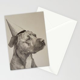 Peanut Party Hat Stationery Cards