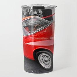 Red Lady Travel Mug