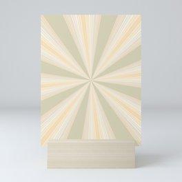 Summer Rays II Mini Art Print
