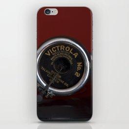 Vic iPhone Skin