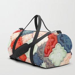 Azulejos/Islamofilia Duffle Bag