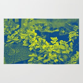 Pop Art Plants Rug