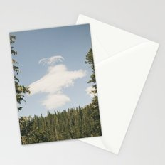 Angel Cloud Stationery Cards