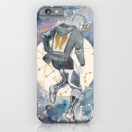 From The Heavens iPhone Case