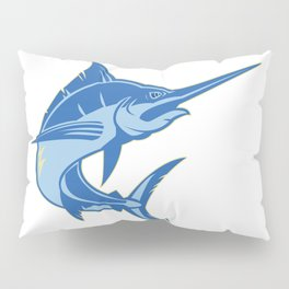 Sailfish is one of the most hardest fishes to catch Pillow Sham