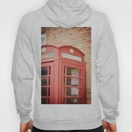 Telephone Box Hoody