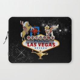 Las Vegas Welcome Sign Laptop Sleeve