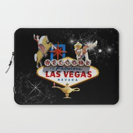 Las Vegas Welcome Sign Laptop Sleeve