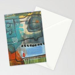 Magic carpet - Tapis volant Stationery Cards