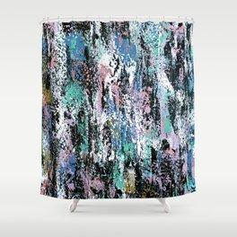Abstract Gabrielle Shower Curtain