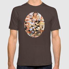 Glitch Pin-Up Redux: Whitney T-shirt