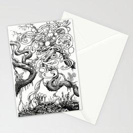Epiphycadia II: Lichen Stationery Cards