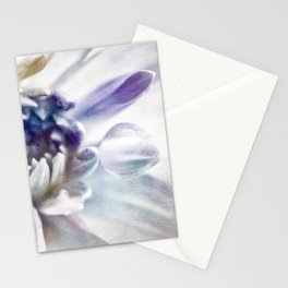 watercolor flower 2 Stationery Cards